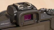 Canon EOS M50 Mark II EVF Menu Picture