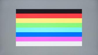 Gigabyte M32Q Color Bleed Horizontal