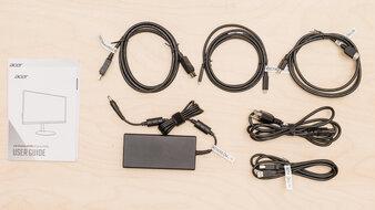 Acer Nitro XV282K KVbmiipruzx In The Box Picture