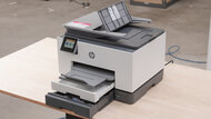 HP OfficeJet Pro 9025 Build Quality Close Up