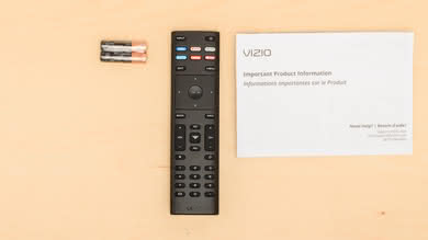 Vizio E Series 2018 In The Box Picture