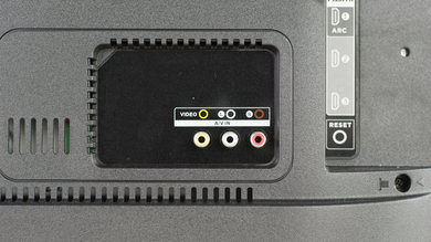 TCL S305 Rear Inputs Picture