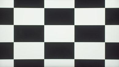 Samsung RU7300 Checkerboard Picture