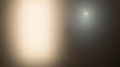 Dell U2515H Bright room off picture