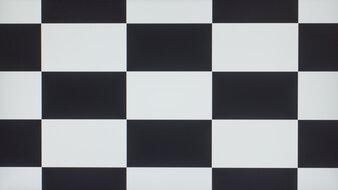 Dell S2721D Checkerboard Picture