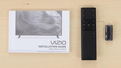 Vizio E Series 1080p 2016 In The Box Picture