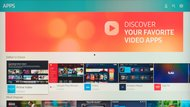 Samsung Q6FN/Q6/Q6F QLED 2018 Apps Picture