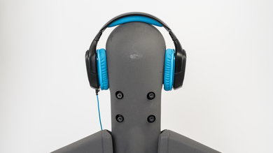 Logitech G430 Gaming Headset Rear Picture