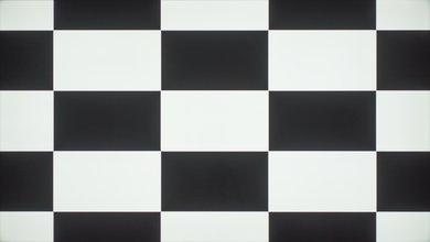 Vizio M Series 2018 Checkerboard Picture