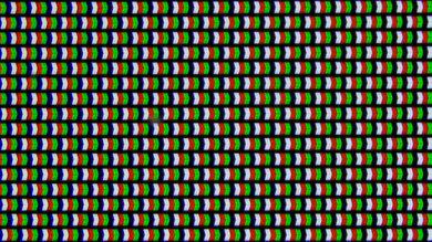 LG UF6800 Pixels Picture