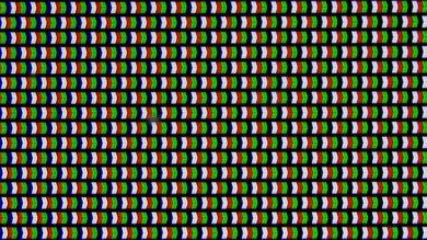 LG uf6800 pixels