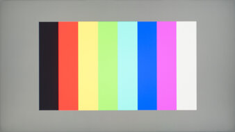 HP X24ih Color Bleed Vertical