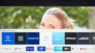 Samsung RU9000 Smart TV Picture