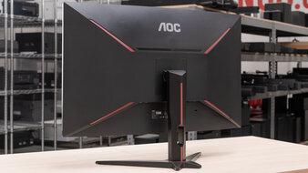 AOC CQ32G1 Back Picture
