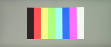 LG 38GN950-B Color Bleed Vertical