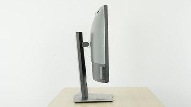 Dell U3417W Thickness picture