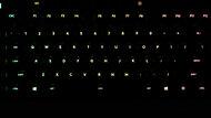 Logitech G915 LIGHTSPEED Brightness Min