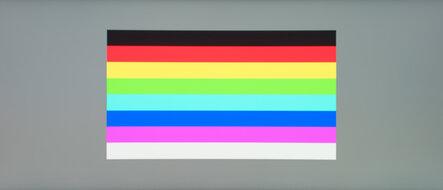 LG 34GP950G-B Color Bleed Horizontal