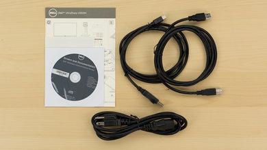Dell U2515H In The Box picture