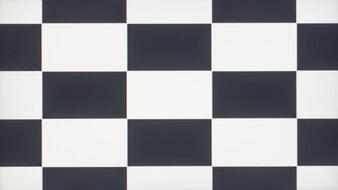 HP X24ih Checkerboard Picture
