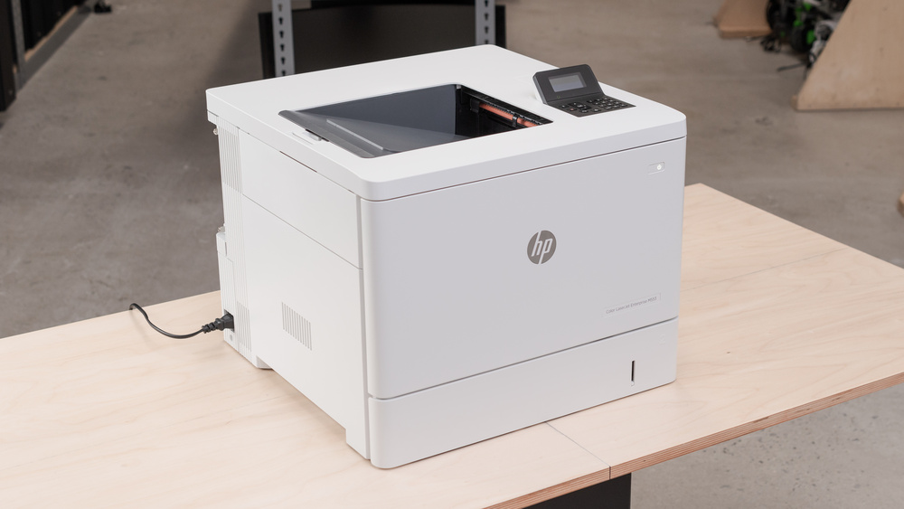 HP Color LaserJet Enterprise M553dn Picture