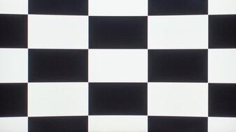 Samsung T55 Checkerboard Picture