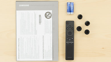 Samsung MU8000 In The Box Picture