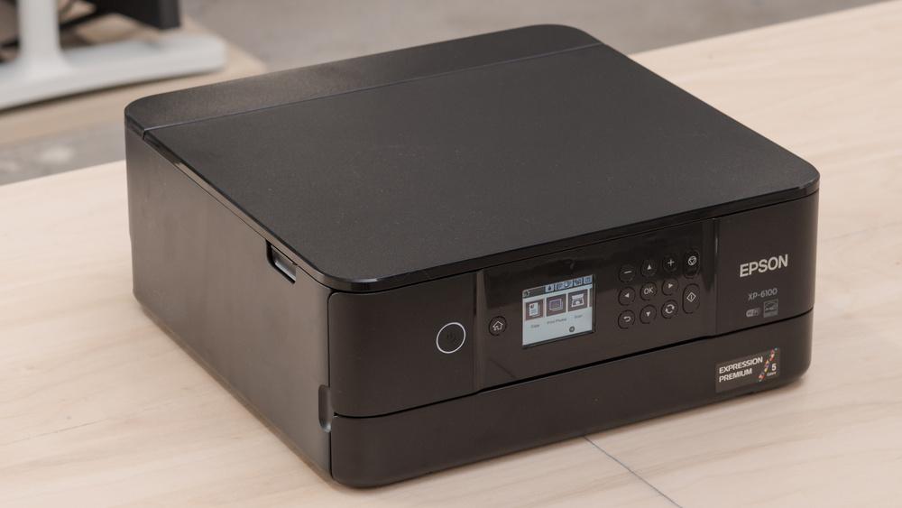 Epson Expression Premium XP-6100 Picture