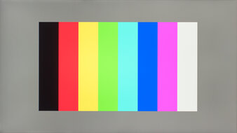 LG 32UL500-W Color Bleed Vertical