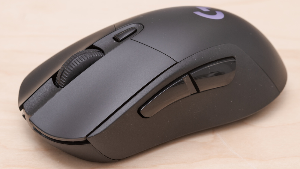 Logitech G703 LIGHTSPEED Wireless Gaming Mouse with HERO Sensor Picture