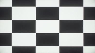 Sony X690E Checkerboard Picture
