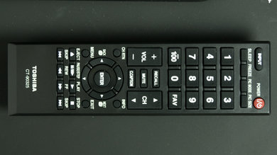 Toshiba L1400U Remote