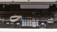 Canon PIXMA TS8320 Cartridge Picture In The Printer