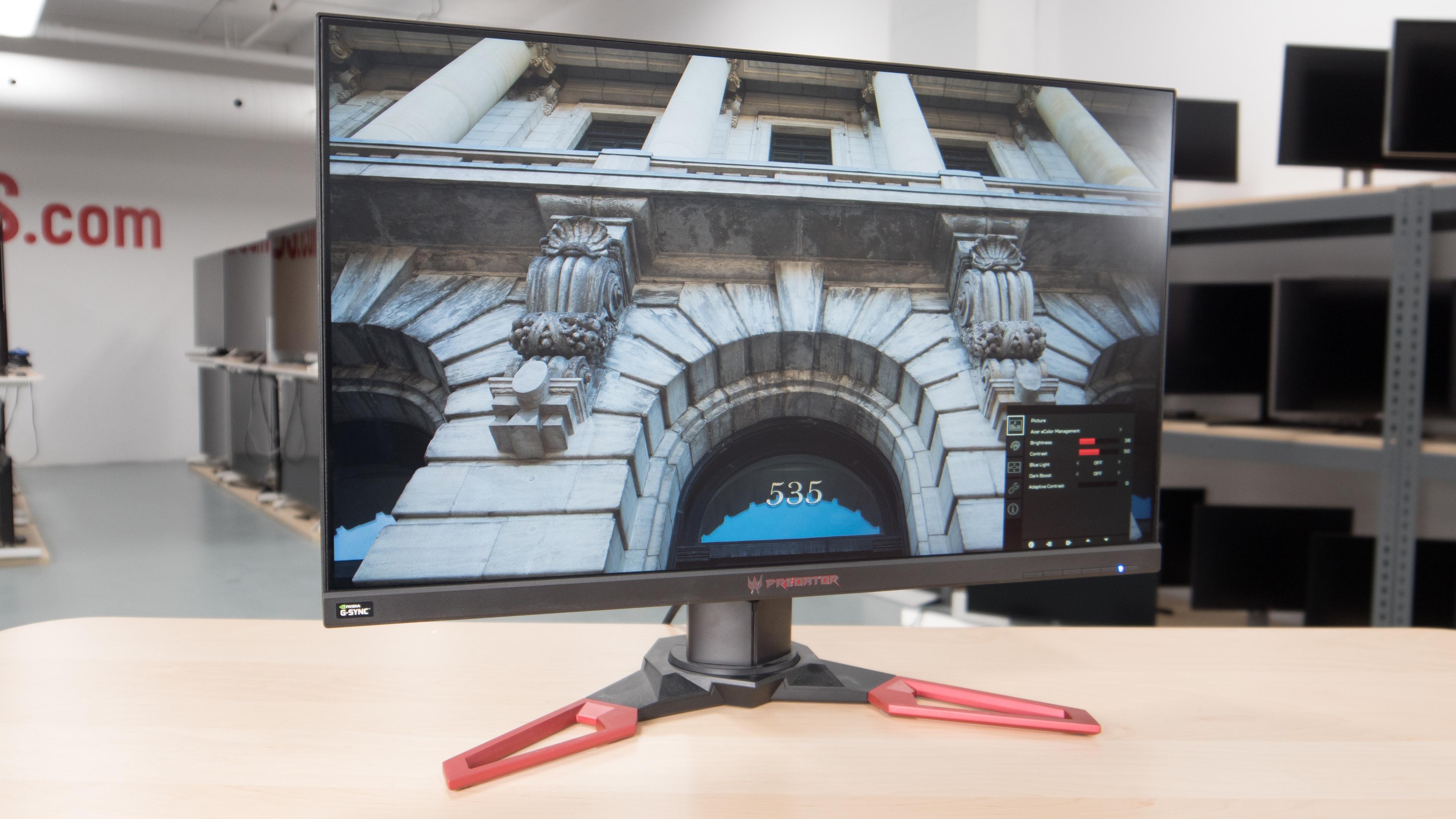 Acer Predator XB271HU Review - RTINGS com