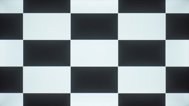 TCL D100 Checkerboard Picture