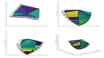 ASUS ROG Strix XG27UQ 2020 Color Volume ITP Picture