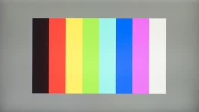 LG 32GK850G-B Color bleed vertical