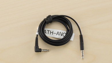 ATH-ANC70 Tangle-Prone Cable