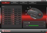 UtechSmart VENUS Pro Software settings screenshot