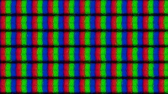AOC 24G2 Pixels