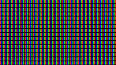 Samsung HU8550 Pixels
