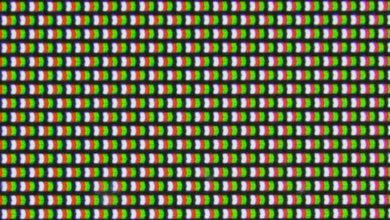 LG UH6100 Pixels Picture
