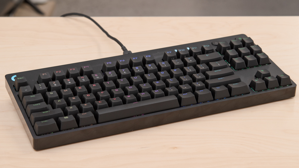 Logitech G Pro Mechanical Gaming Keyboard Picture