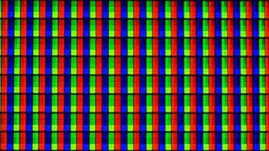 Sony W850C Pixels Picture