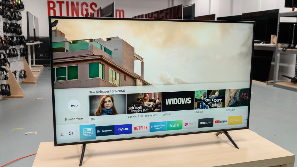 Samsung Q60/Q60R QLED Picture