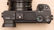 Sony α6100 Body Picture