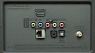 LG LH5700 Rear Inputs Picture