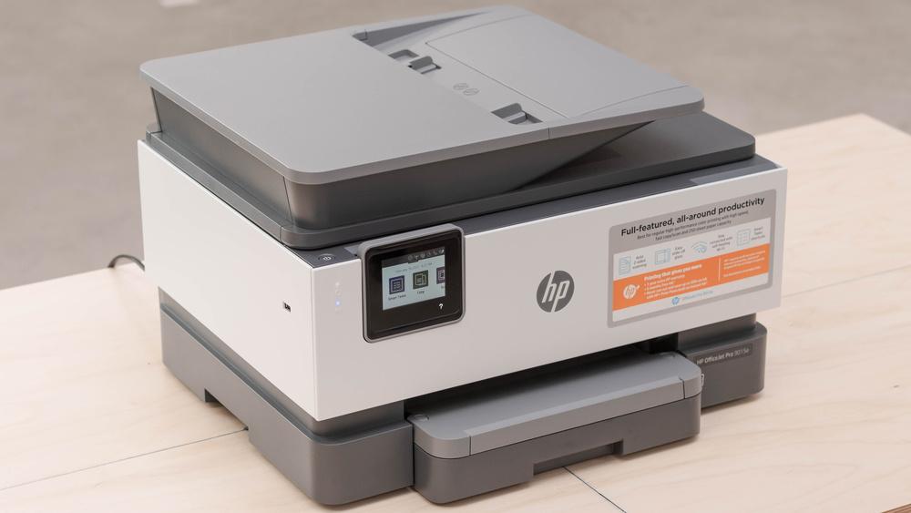 HP OfficeJet Pro 9015e Picture