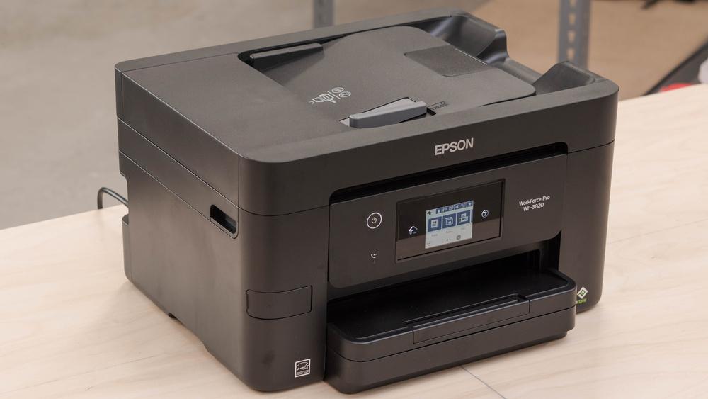 Epson WorkForce Pro WF-3820 Picture