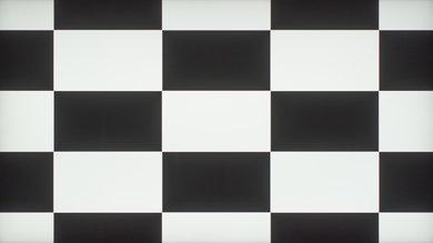 Sony X930E Checkerboard Picture